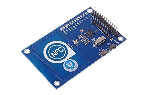 SunFounder PN532 NFC Module Development Board Antenna RFID Card Readers for Raspberry Pi 13.56MHz