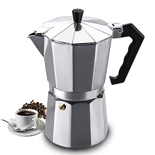 Vinekraft Moka Pot Espresso Make...