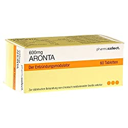 Aronta 600mg Tablets Pack of 60Tablets