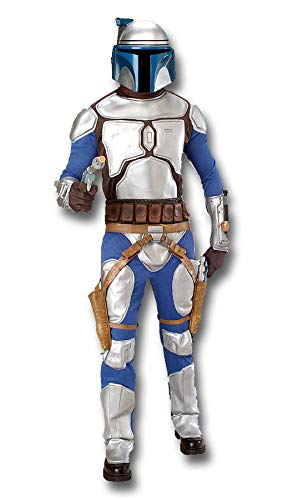 Horror-Shop Jango Fett Science Fiction - Jango Fett Kostüm Für Erwachsene