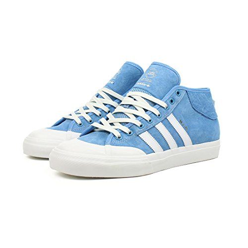 adidas Matchcourt Mid Light Blue/Neo White/Gold Metal. Light Blue/Neo White/Gold Metal