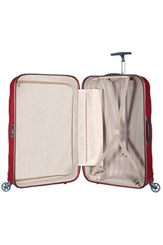 Samsonite Suitcase, 69 cm, 68 Liters, Red