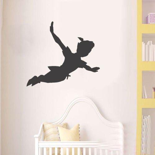 vinilo-para-pared-peter-pan-vinilo-sala-de-estar-pegatina-de-pared-peter-pan-sombra-pared-etiqueta-a