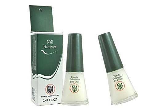 QUIMICA ALEMANA Nail Hardener protective barrier prevents