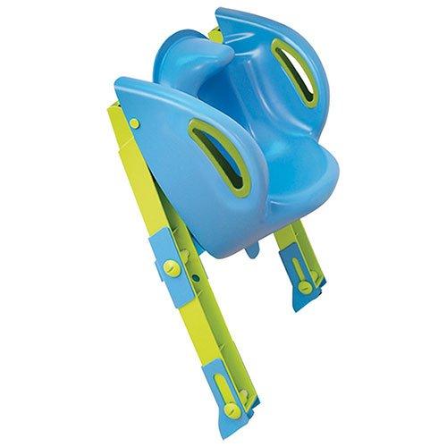 Funny Toilettentrainer Kiddyloo blau/grün - 2