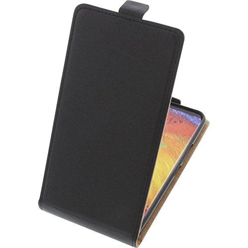 foto-kontor Tasche für Leagoo S8 Pro Smartphone Flipstyle Schutz Hülle schwarz