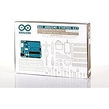 Das Arduino-Starter-Kit: Alles, was du für diene ersten Arduino-Projekte brauchst   inkl. Arduino UNO Platine   Niveau Anfänger, deutschsprachig Deutsch