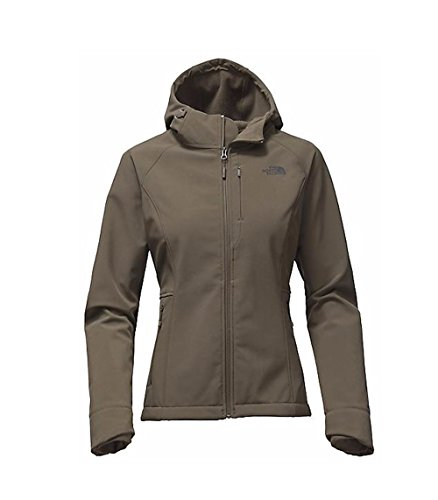 The North Face Apex Bionic Hoodie Women's (X-Small, New Taupe Green) - Apex Bionic Hoodie Jacke