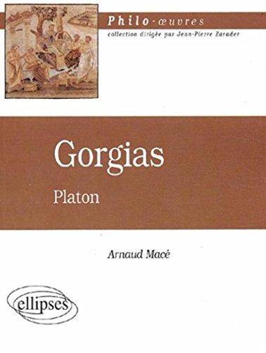 Gorgias, Platon
