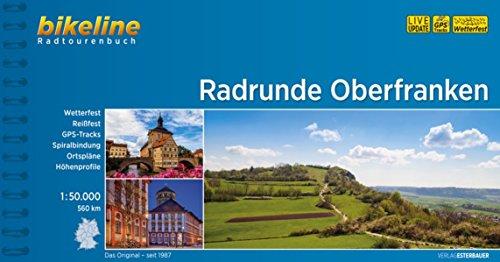 Radrunde Oberfranken (Bikeline Radtourenbücher)