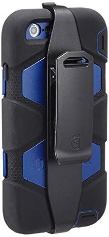 Griffin Survivor All Terrain Coque pour iPhone 6/6s - Noir/Bleu