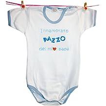 "Zigozago - Body""INNAMORATO PAZZO DEL PAPA'"""