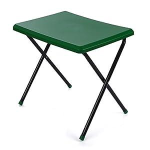 41GDY 8AYoL. SS300  - Small Folding Camping Table, Lightweight Compact Portable, Non-Slip Surface, Outdoor Picnic, Barbecue, Beach, Garden, Caravan