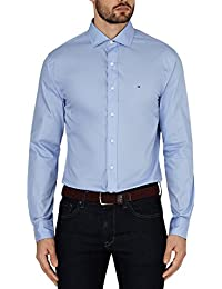 "Tommy Hilfiger Big Man's Business Shirt Smart Casual (15.5""/42"" Chest) RRP £90"