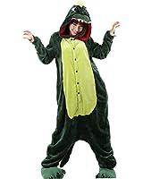 Happy Cherry Tier Cosplay Kostüme Tierkostüme Damen Herren Pyjamas Schlafanzug Nachtwäsche Beste Geschenk für Weihnachten Kostüme für Halloween Fasching Kinderparty Karneval