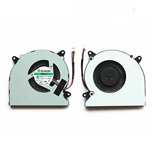 CPU ventola di raffreddamento per Asus N550N550J G550JK N750N750JK N750JV P/N: mf60070V1-c180-s9a