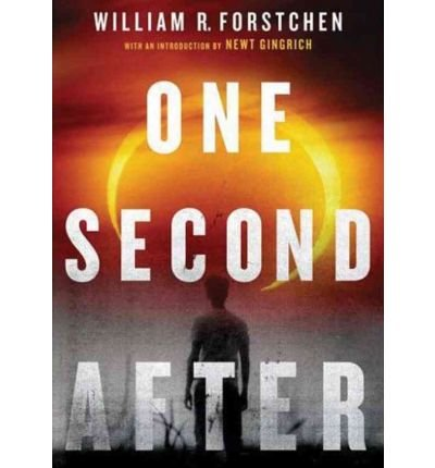 One Second After Forstchen, William R ( Author ) Mar-01-2009 Compact Disc