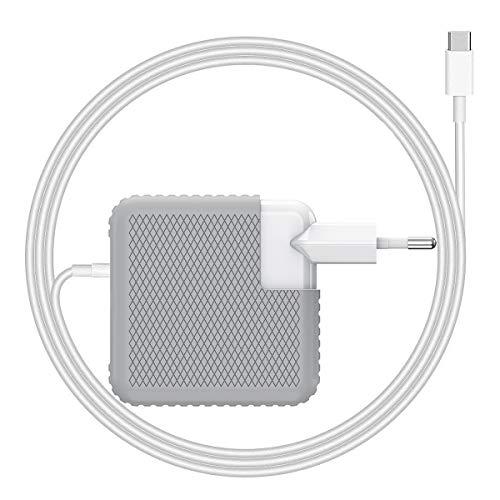 BETIONE Type C PD 87W USB-C Cargador de Adaptador de Corriente para MacBook Pro 13' 15'(2016 Late), Lenovo ThinkPad, Nintendo Switch, Google Chromebook Pixel, HP, DELL y Otros Dispositivos USB C