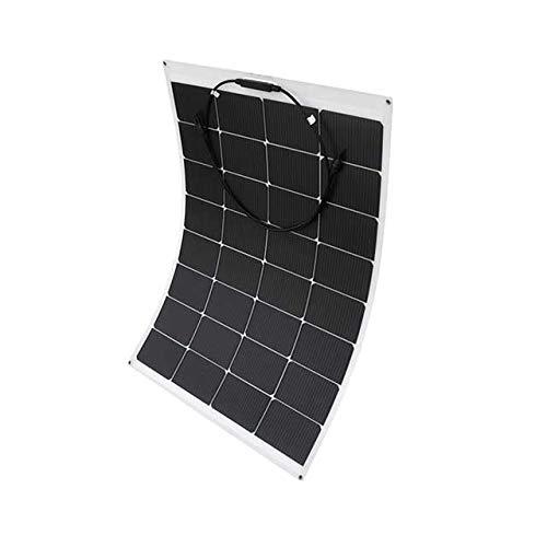 Flexibler Solarmodul 100W Monokristallines ETFE (Faser) High Qualität