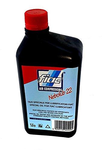 Olio per nebulizzatore Fiac 945 per regolatori di pressione per compressori d'ar