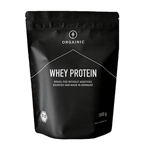 ORGAINIC Bio Vanilla Whey Protein