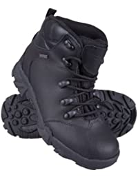 1821f08a179d Mountain Warehouse Canyon Kids Waterproof Boots - Breathable Childrens  Walking Shoes