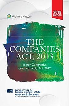 THE COMPANIES ACT-2013 (ICSI EDITION) by [ICSI]