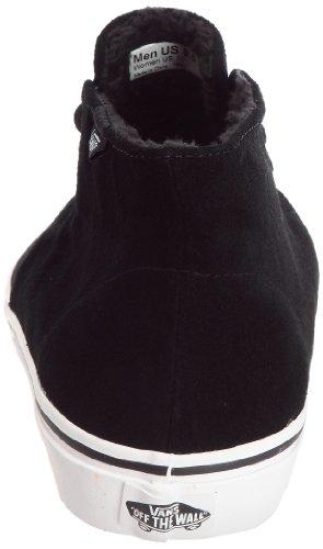 Vans U Chukka Decon, Baskets mode mixte adulte Fleece Lining (Black)