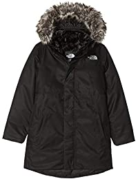 The North Face, G Arctic S Down Jkt, Giacca, Bambina, Nero (Tnf Black), L