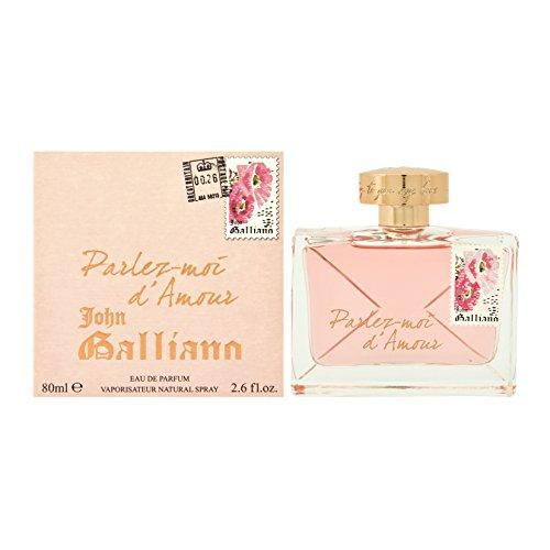 Parlez Amour Eau de Parfum 80 ml