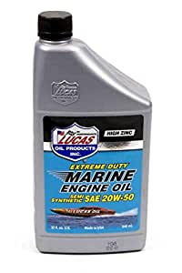 Huile 20W 50 Semi Synthese Marie Lucas Oil 1 L