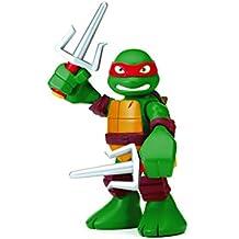 Turtles - Figura articulada Tortugas Ninja Héroes (96314)