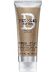 Tigi Bed Head - Gel Definition pour Cheveux Homme - Tenue Forte - Power Play - 200ml