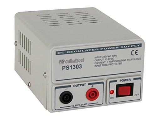 velleman-ps1303-adaptador-e-inversor-de-corriente-fuente-de-alimentacion-138v-3a-interior-gris-color