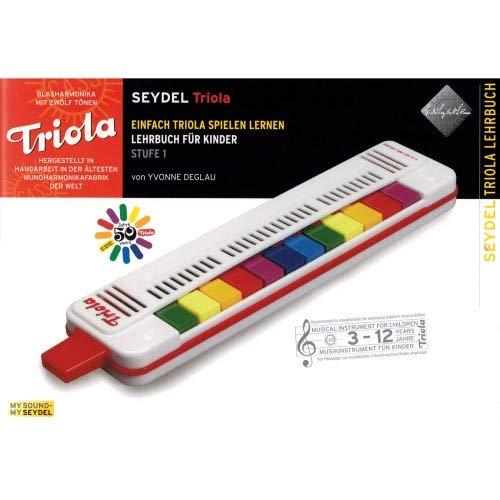 Seydel Triola Lehrbuch Stufe 1 gebraucht kaufen  Wird an jeden Ort in Deutschland
