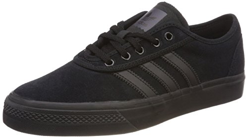 adidas Adi-Ease, Scarpe da Skateboard Uomo Nero (Core Black/Core Black/Core Black)