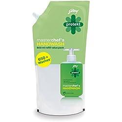 Godrej Protekt Masterchef's Handwash - 800 ml