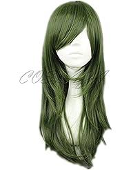 COSPLAZA Perruque Kagerou project Anime Cosplay Wigs MekakuCity Actors Kido Tsubomi Cheveux