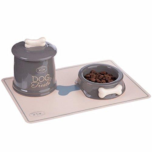 Banbury Dog Food Container, Fressnapf & Tisch-Sets Hund Behandeln Gläser