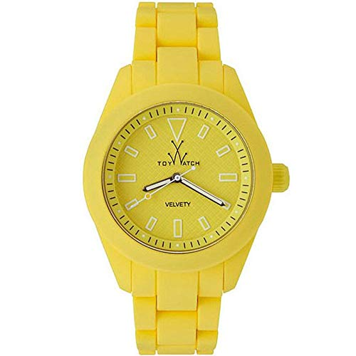 Toy Watch Velvety Yellow