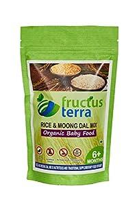 FRUCTUS TERRA Organic Rice and MOONGDAL Mix 250 g