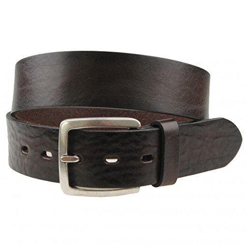 Lloyd Ceinture en cuir Couleurs assorties - Marron - XL