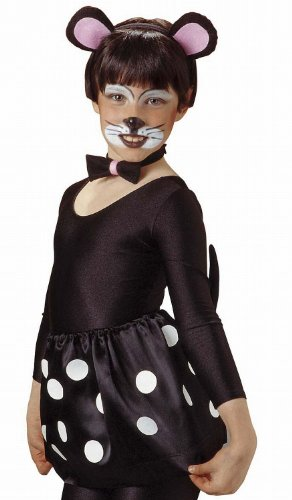 Infantil Ratón Kit de accesorios infantiles para Animal Jungle Farm vestido de...
