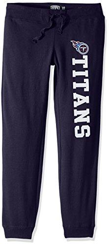 NFL Damen OTS Fleece Hose, Damen, NFL Women's OTS Fleece Pant, Light Navy, ()