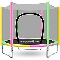 5 Feet Trampolin Kind Indoor Kindergarten Bouncing Bed, mit Schutznetz für Kinder Erwachsene - Max Load 330lbs Trampolin 59 Zoll preisvergleich bei fajdalomcsillapitas.eu