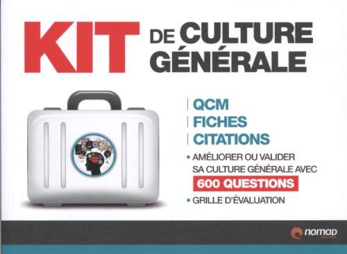Kit de culture générale par Marie-Line Bretin