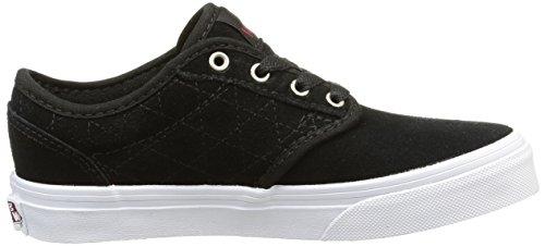 Vans - Y Atwood Quilt, Sneakers, infantile Nero (Quilt/Black/Marshmallow)