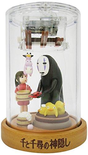 Sekiguchi Studio Ghibli caja de música Kaonashi No-Face (el viaje de Chihiro)