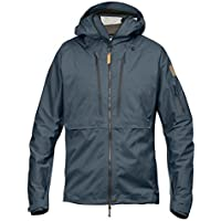 FJALLRAVEN Keb Eco-Shell Jacket M Chaqueta, Hombre, Morado (Dusk(042