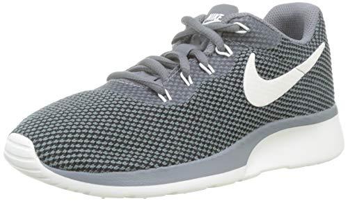 Nike Damen WMNS Tanjun Racer Sneaker, Grau (Cool Grey/Sail/Black), 37.5 EU